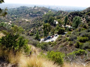 Photo from Mt. Hollywood Dr.